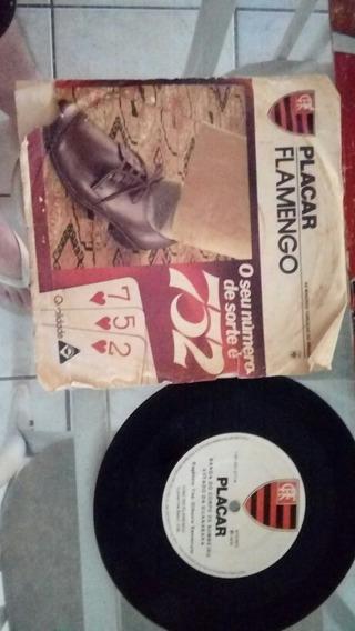Raridades Do Flamengo! Incluindo Disco De Vinil!