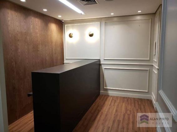 Sala Para Alugar, 61 M² Por R$ 3.900/mês - Caminho Das Árvores - Salvador/ba - Sa0065