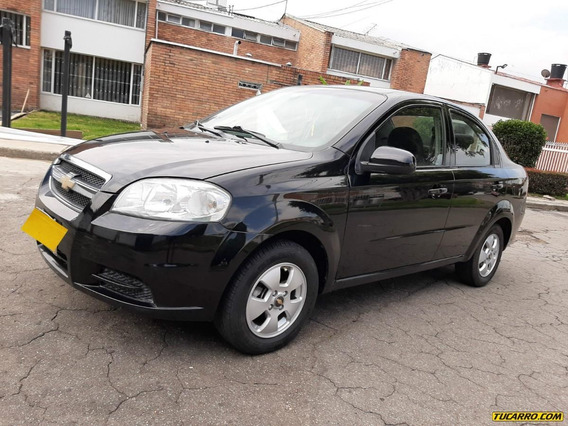 Chevrolet Aveo Emotion Mt 1.6