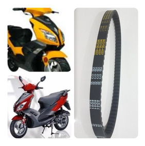 Correia Dentada Auguri Ss50 729 17.7 30 Scooter