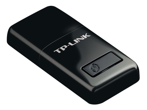 Placa De Red Tp Link Mini Usb 300mbps 802.11 Bgn