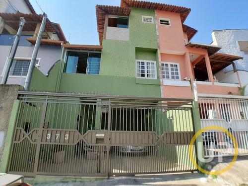 Imagem 1 de 15 de Casa À Venda No Bairro Fernão Dias - Belo Horizonte, Mg - 8405