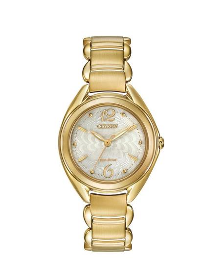 Reloj Citizen L Con Cristal Esferico Para Dama-60731
