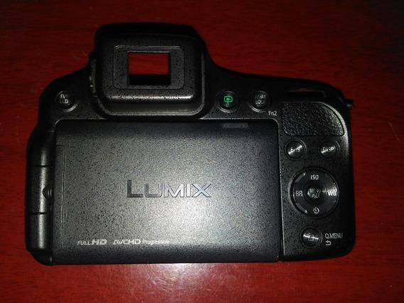 Tampa Traseira Panasonic Lumix Fz200 (com Visor De Lcd)