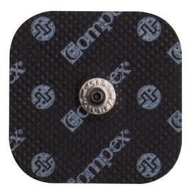 Kit Com 4 Eletrodo Compex 5 X 5 Cm Pronta Entrega Lacrado