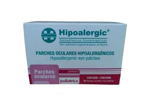 Imagen 1 de 8 de Parche Ocular Pediatrico Cja X20  Hipoalergic Balphin