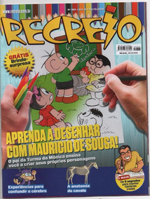 Revistas Recreio E Pacotes Disney. Oferta Imperdivel.