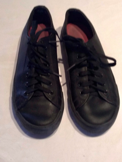 Zapatos Skechers Work Negros Talle 35