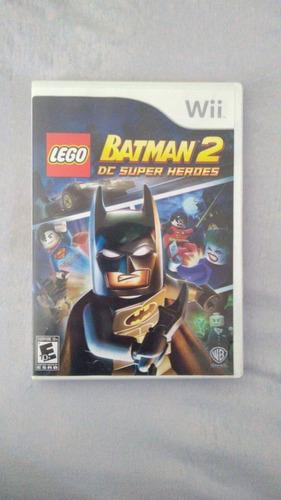 Lego Batman 2 -nintendo Wii