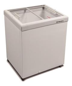 Freezer Horizontal Metalfrio 213 Litros Hf20s - Cor Branco