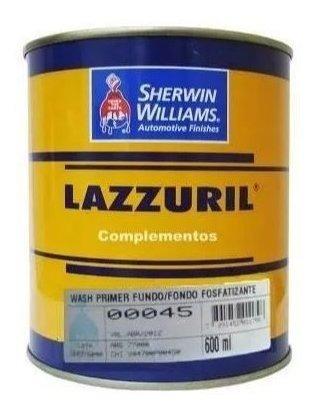Wash Primer Lazzuril 600ml Sem Catalisador