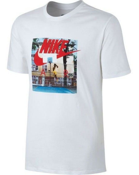Camiseta Nike Sportswear Air Photo