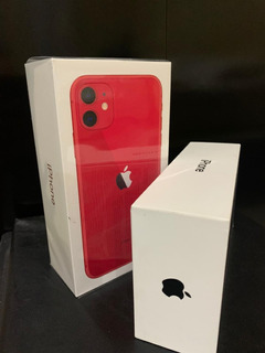 iPhone 11 Red 64gb Lacrado