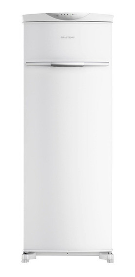 Freezer Vertical Brastemp Flex Frost Free 228 Litros Bvr28mb