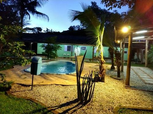 Chácara Com 3 Dormitórios À Venda, 8300 M² Por R$ 750.000,00 - Freitas - São José Dos Campos/sp - Ch0016