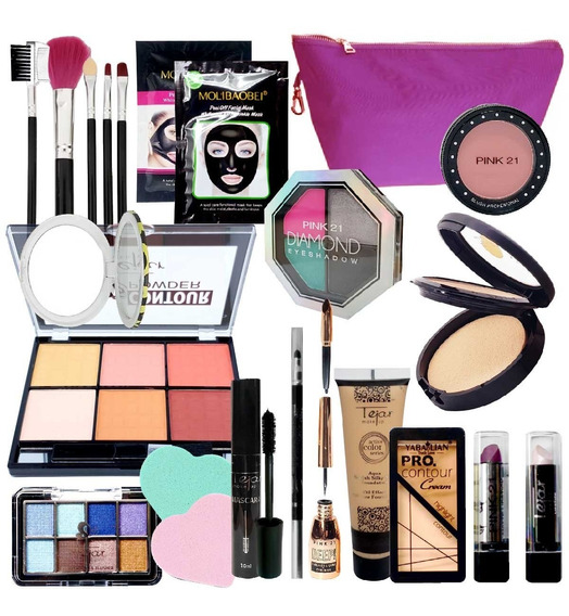 Set De Maquillaje Espectacular Combo Gran Surtido Para Un Regalo Especial Envio Gratis Super Oferta