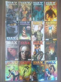 Marvel Max - Coleção Completa + Edição Especial