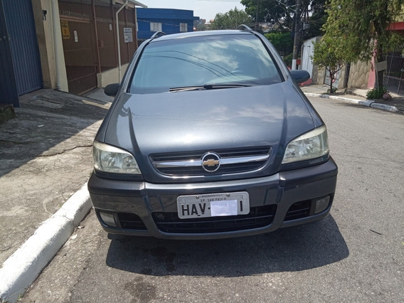 Chevrolet Zafira 2.0 Elegance Flex Power 5p 2008