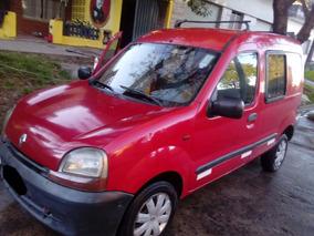 Renault Kangoo Express C/ Asien Tras, Y Vidriada (asentados)