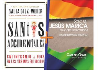 Santos Accidentales + Solo Un Jesús Marica... - Con Envío!