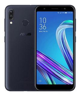 Asus ZenFone Max M3 ZB555KL Dual SIM 64 GB Preto 4 GB RAM