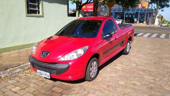 Peugeot Hoggar 1.4 X-line Flex 2012 Completa Baixo Km Troca