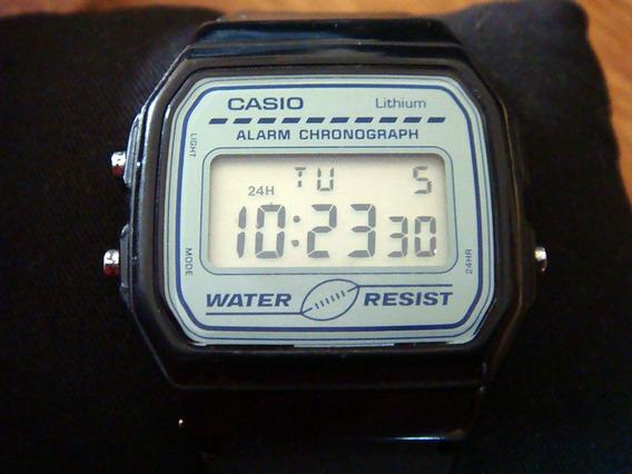 Raro Y Escaso Reloj Casio Nl-01 De Colección. Korea.