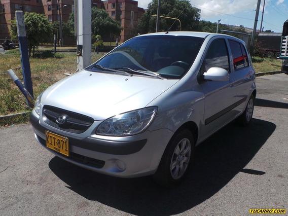 Hyundai Getz Gl Mt 1600 Cc Aa