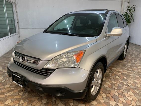 Honda Crv Exl Piel Extremadamente Nueva Factura Agencianueva