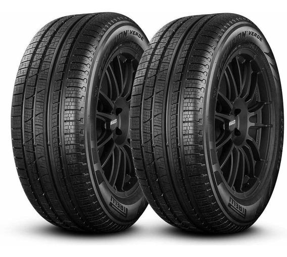 2 Llantas 235/55r20 Pirelli Scorpion Verde 102h