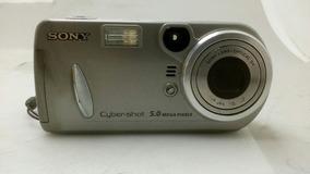 Camera Digital Sony Cyber Shot Leia A Descrição