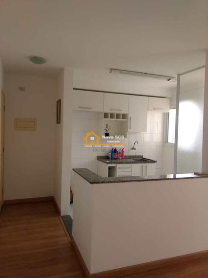 Apartamento Com 2 Dorms, Vila Palmares, Santo André - R$ 240 Mil, Cod: 644 - V644
