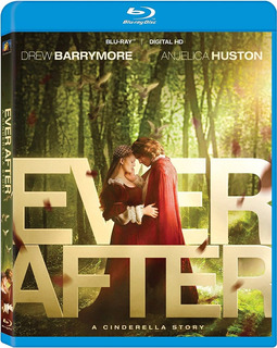 Blu-ray Ever After / Por Siempre Cenicienta