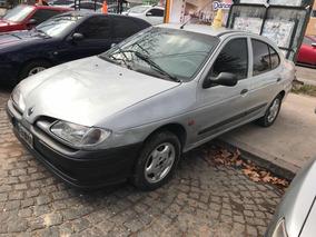 Renault Mégane Rt Dt Tric 1.9d - Año 1998