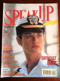 Revista Speak Up - Demi Moore