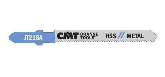 Hoja Sierra Caladora Metal Corte Fino Curvas Cmt Jt218a-5