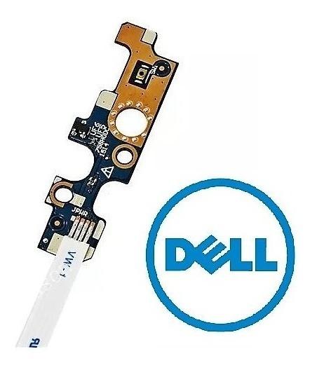Placa Botão Power Dell Inspiron I14 5458 5558 5555 Ls-b844p