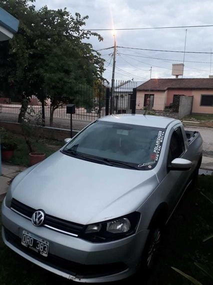 Volkswagen Saveiro 1.6 Gp Cs 101cv Aa+dh 2015