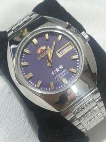 Relógio Orient Lindo Automatico Cristal