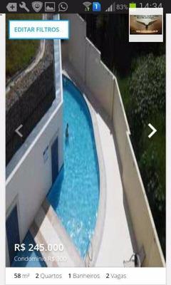 Apartamento Com 02 Dormitórios , Fino Acabamento , Lazer Completo Residencial À Venda, Vila Falchi, Mauá. - Ap0339