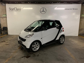 Smart Fortwo 2p Coupe Black & White 1.0 Aut