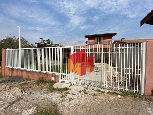 Imagem 1 de 12 de Chácara Com 2 Dormitórios Para Alugar, 162 M² Por R$ 2.000,00/mês - Iate Clube De Campinas - Americana/sp - Ch0050