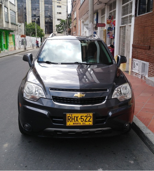 Chevrolet Captiva Eco Sport 3000 At