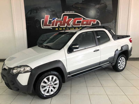 Fiat Strada 1.8 Mpi Adventure Cd 16v Flex 3p Dualogic