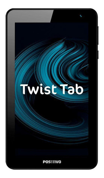 Tablet Tela 7 Android 8 Quad-core 16 Gb Positivo Twist Cinza