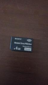 Memory Stick Sony 4gb