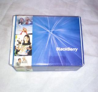 Caja De Telefono Blackberry 8320. Leer Descripción.!!