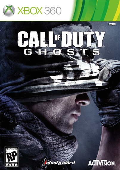 Call Of Duty Ghosts Xbox 360 | Midia Física Original