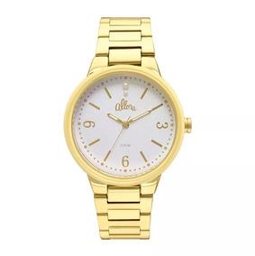Relógio Allora Feminino Casual Al2035lo/4k