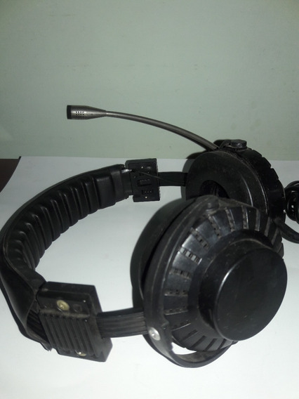 Antigo Fone Ouvido/microfone Plus Control